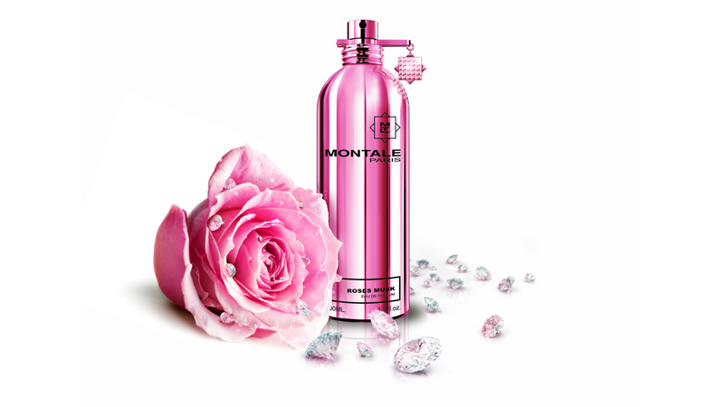 rose musk montale paris