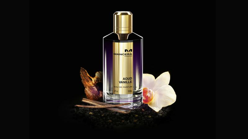 Aoud Vainille de Mancera Parfums