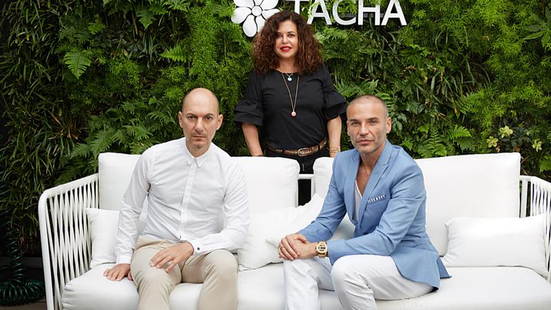 Presentacion de Skinpointeight en Tacha Beauty